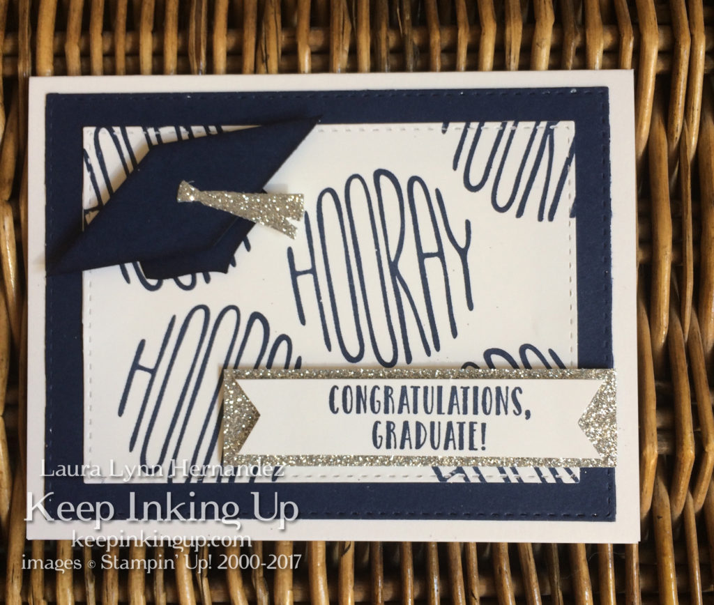 Graduation card by Keep Inking Up