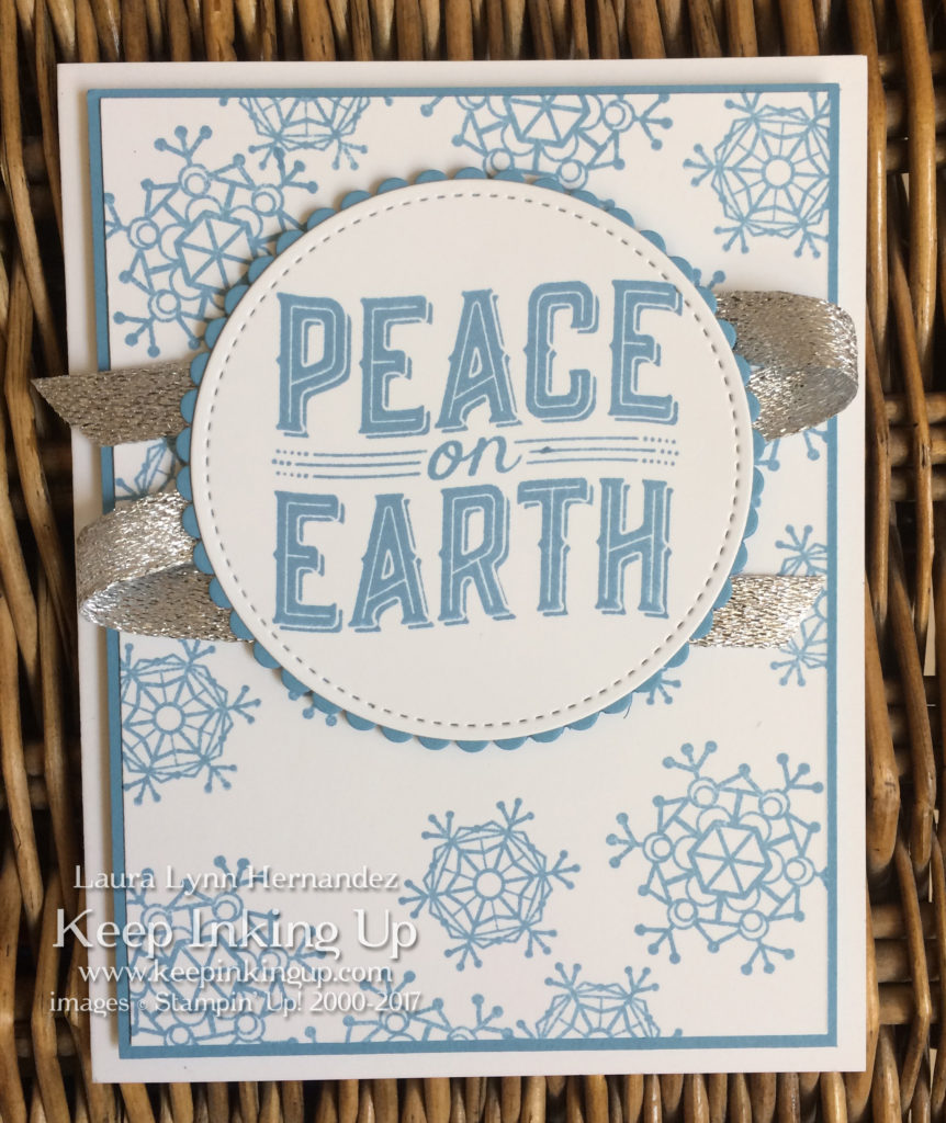 Peace on Earth by Keep Inking Up