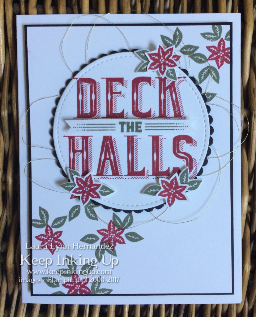 Deck the Halls by Keep Inking Up